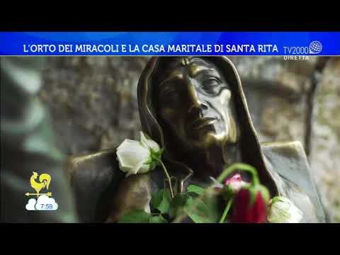 L'orto dei miracoli e la casa maritale di Santa Rita