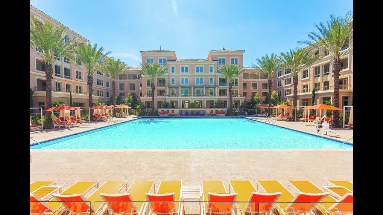 Villas Fashion Island Luxury Newport Beach Apartments