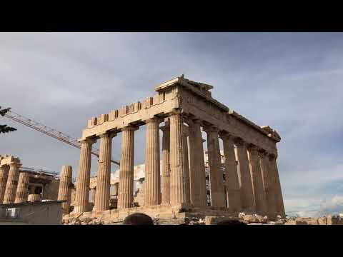 A Day in Athens as a Tourist - Places of Interest in the Capital of Greece