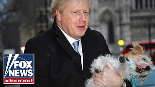 UK election exit polls project victory for Boris Johnson's party