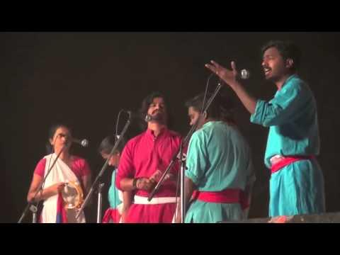 Kabir Kala Manch with RP, UI & RCF in JNU