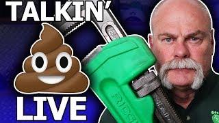 Plumbing Livestream #31 - Plumbing Q&A!