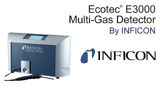 Multi-Gas Detector | Ecotec E3000 by INFICON