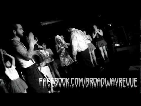JOHN HENRYS - HALLOWEEN BROADWAY REVUE 2011
