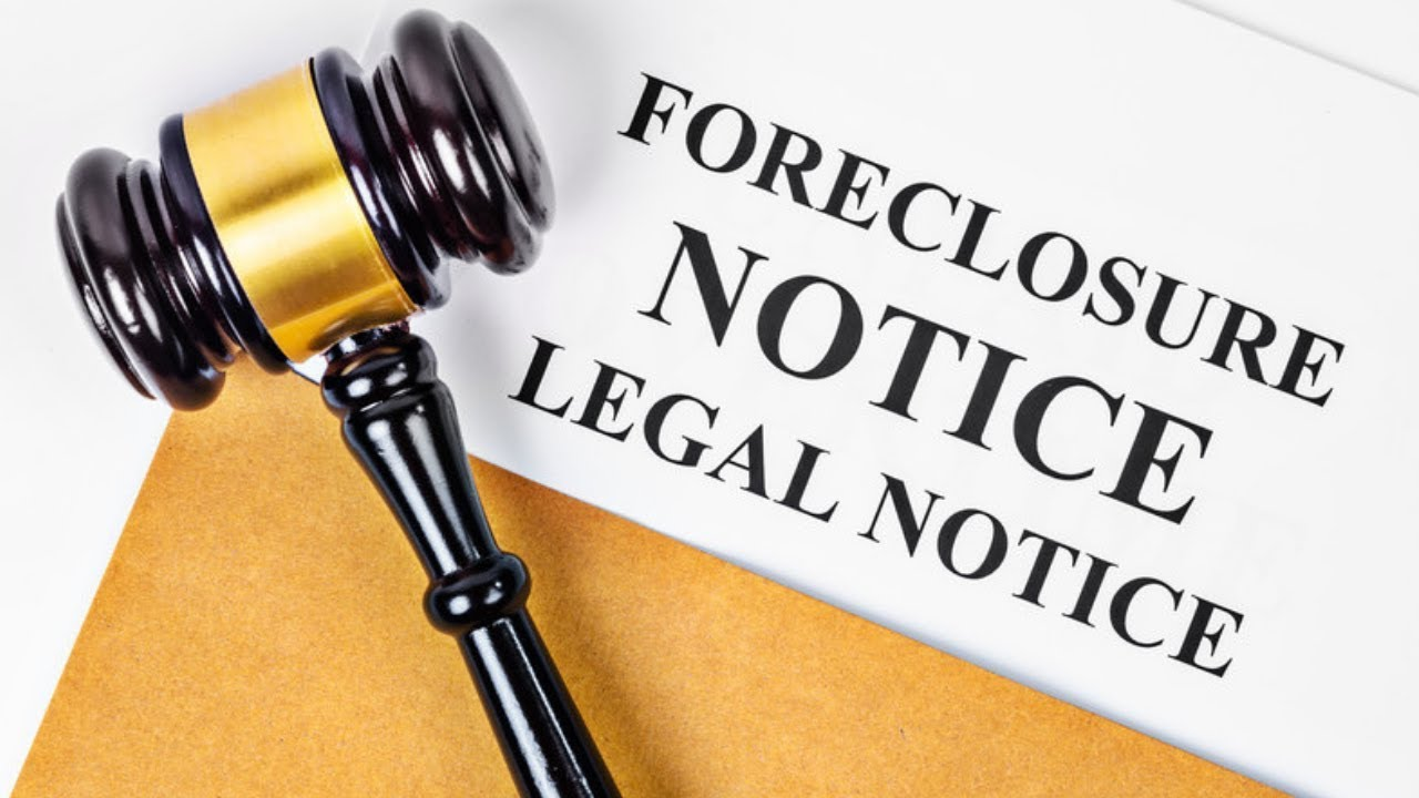 Foreclosure Notice of Default in SC - What Is it? | SC Home Offer