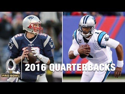 2016 Pro Bowl Quarterbacks | NFL