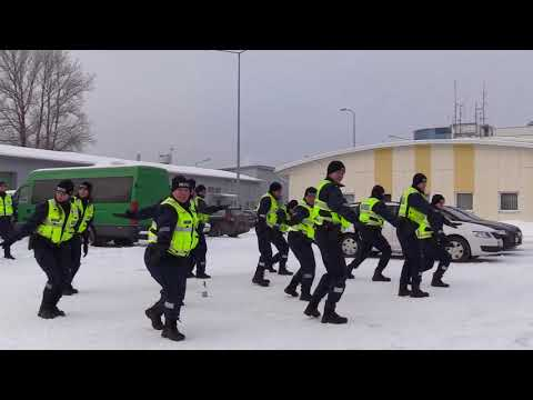 Eesti tantsib: Lääne-Harju politseijaoskond - Tuulevaiksel ööl