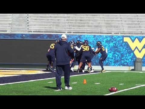 BlueGoldNews.com: Defense Quick On-Off Drill 3/3/18
