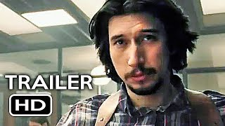 BLACKkKLANSMAN Official Trailer (2018) Adam Driver, Spike Lee Movie HD