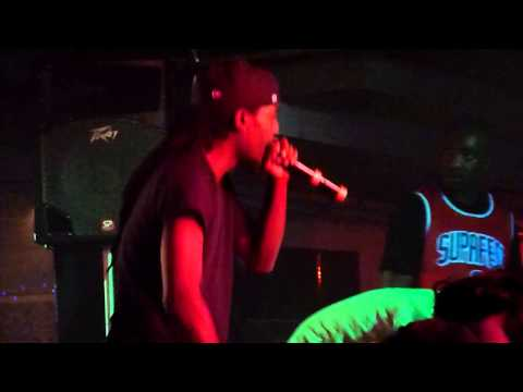 Rascalz - Warrior  Live @ Studio 10/19/12