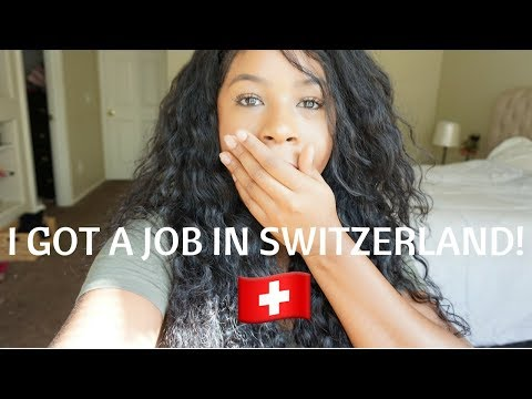 Getting a Job in Switzerland | How-To