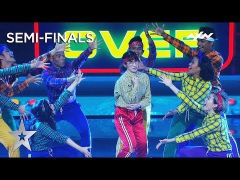 YuiYui (Japan) Semi-Final 2 | Asia's Got Talent 2019 on AXN Asia