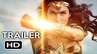 Wonder Woman Official Final Trailer (2017) Gal Gadot, Chris Pine Action Movie HD