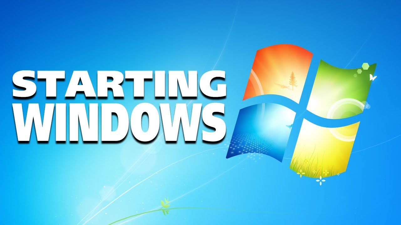 Starting Windows Youtube