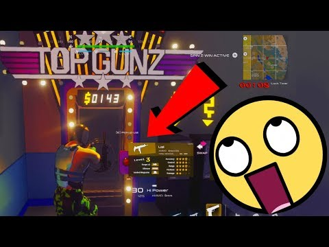 I'm A Gold Uzi Dolphin Diver! Radical Heights INTENSE Showcase Shootout!