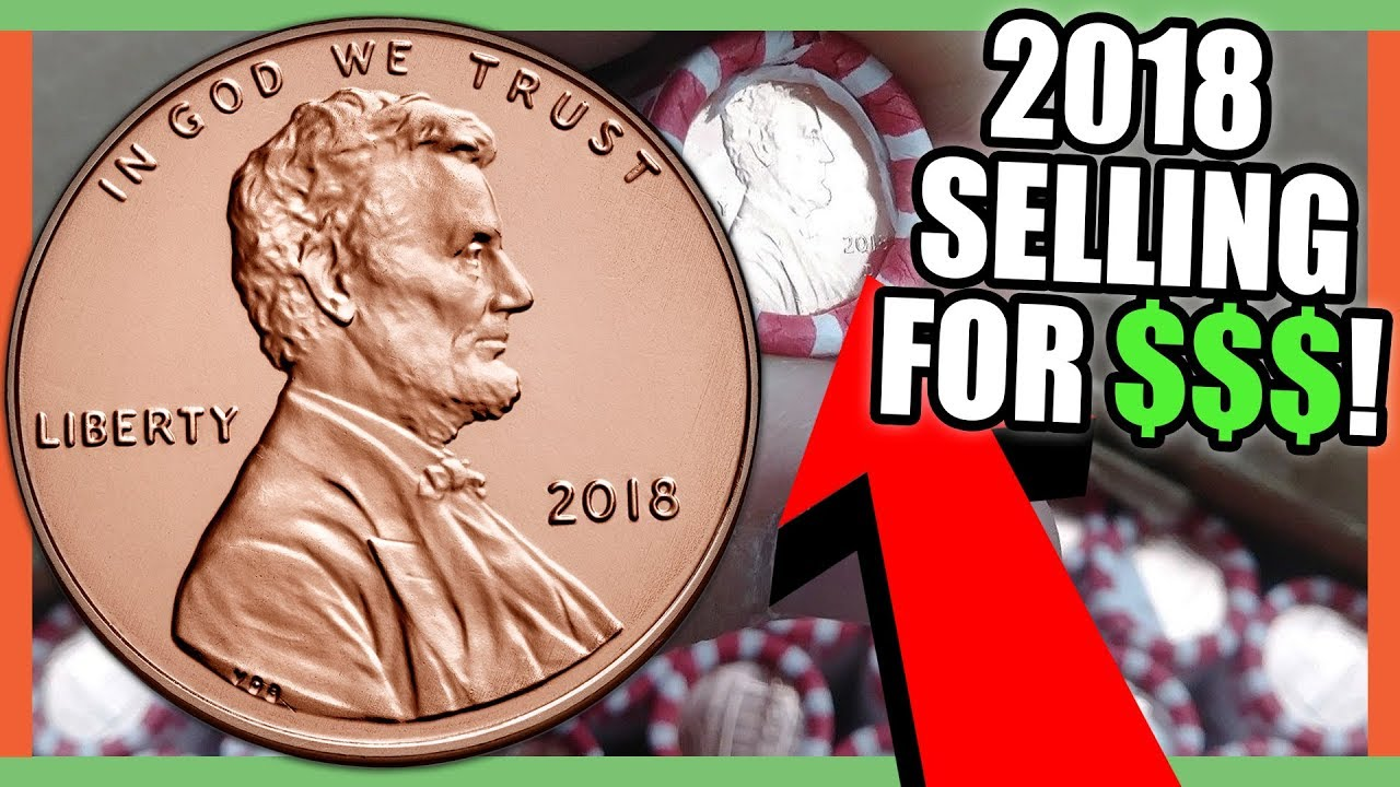 2018 pennies worth big money 2018 lincoln cent coins worth money youtube. Black Bedroom Furniture Sets. Home Design Ideas