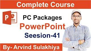 24 Nov 2020- Session 41 MS Pow…