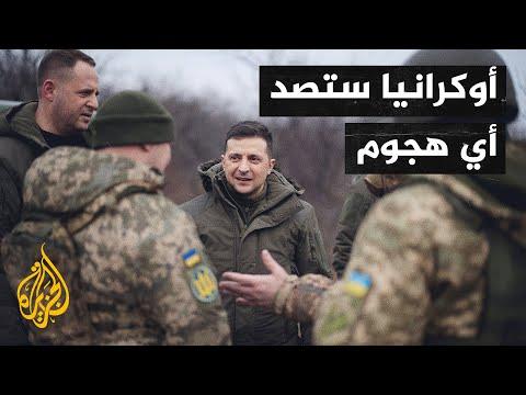 بعد قصف روسي للجيش الأوكراني.. أوكرانيا ستجري مناورات مع النيتو خلال أشهر