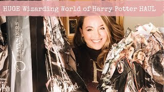Huge Wizarding World of Harry Potter Universal Orlando Haul | 2018 | Lauren Antoniaa