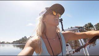 Solo Skiff Chronicles - Sunrise Topwater Fishing/Catching