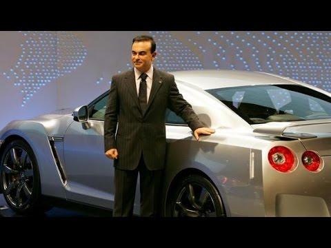 MENCLUB AUTO—Nissan R35 GT-R@2007 Tokyo Motor Show