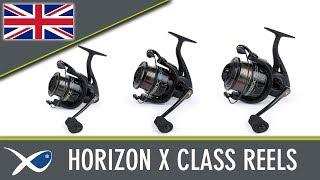 *** Coarse & Match Fishing TV *** Horizon X Reels