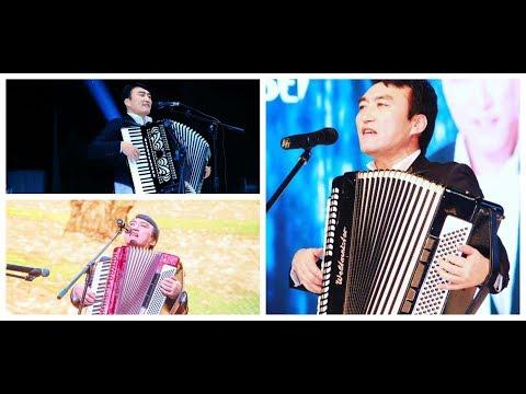 Концерт: Гулжигит Сатыбеков - Аккордеон Ырлары | Жандуу Концерт  Бишкек | 2017 #Kyrgyz Music