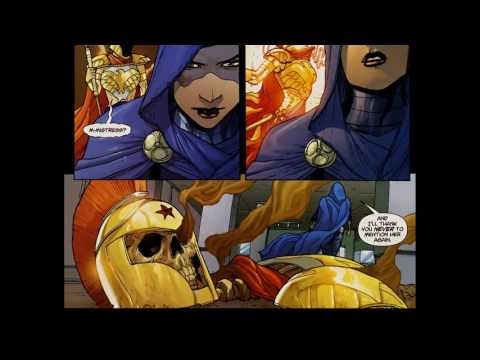 Amazons Attack 01  of 06  2007 [comic book]