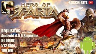 Hero Of Sparta Para Android Modernos 2017 #16