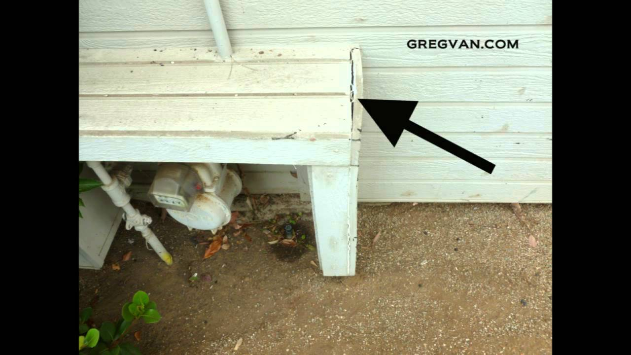 Should You Cover A Gas Meter Problems With Exterior Wood Siding