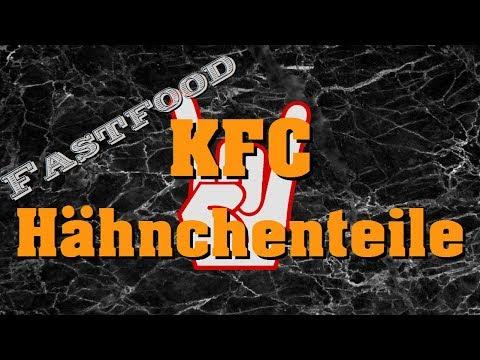 Chrunchige Hähnchenteile von KFC? | Fastfood Check
