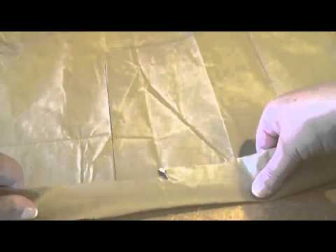 How to Make a Brown Paper Bag Book Cover   Recycling