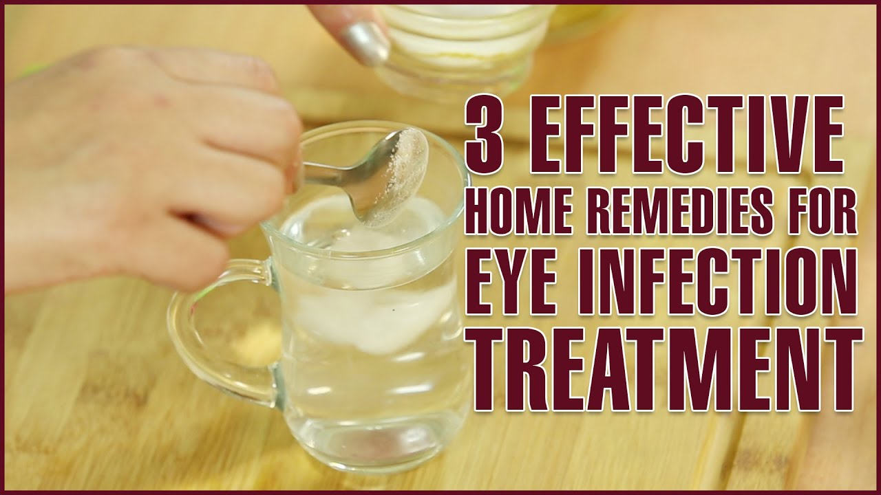 Home Remedy For Eye Infections In Cats