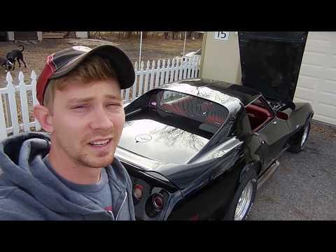 Autozone Special: 1977 C3 Corvette Video 9 of 9