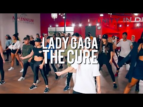 "LADY GAGA - ""The Cure"" - JR Taylor Choreography"