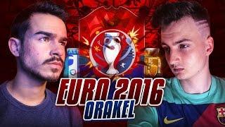FIFA 16 : VISCABARCA VS. FeelFIFA - SPANIEN VS. ITALIEN EM ORAKEL !!