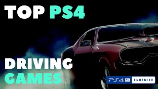 Top PS4 Racing Games