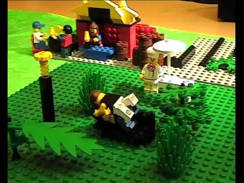 Lego про секс