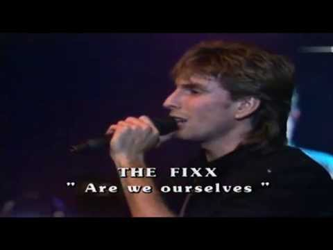 Fixx - Are We Ourselves 1984