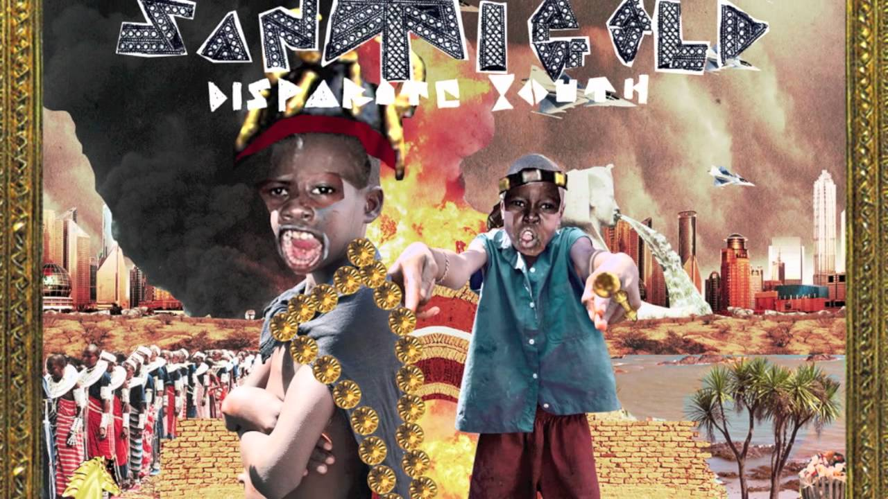 santogold disparate youth