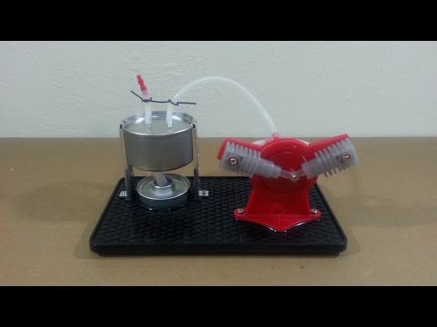 Steam Engine Generator Review