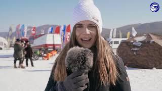 Байкальская миля 2020: лед и скорость!