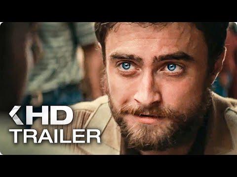 JUNGLE Trailer (2017)