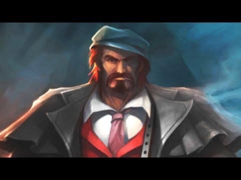 видео: league of legends | Мафиози Грейвз - ИЗ ЛЕСА НА МИД