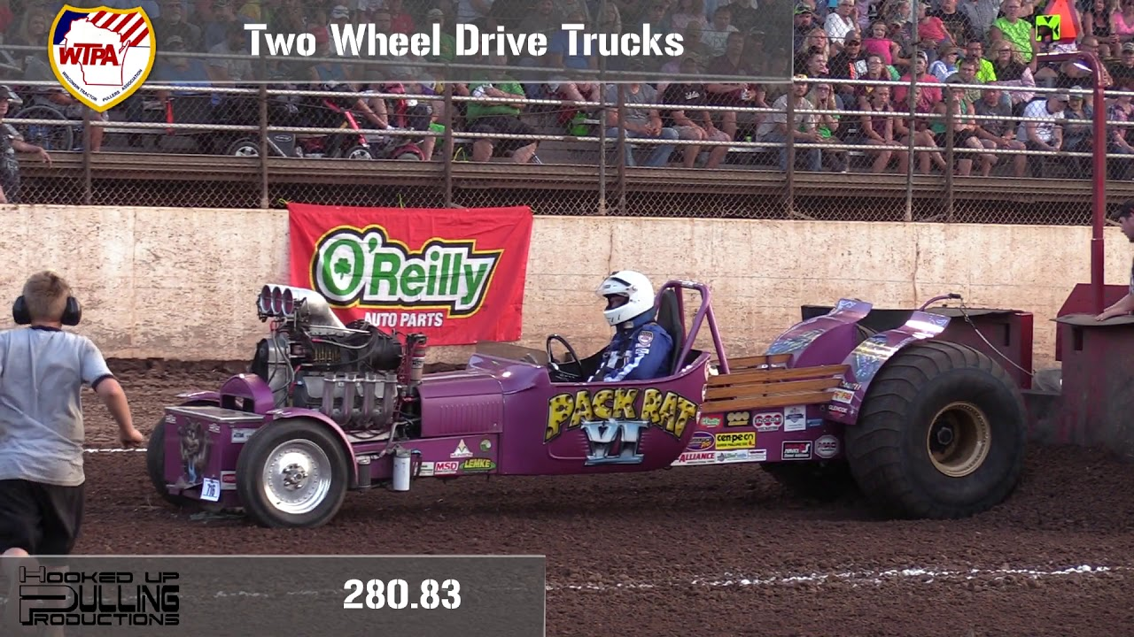 Media – Wisconsin Tractor Pullers Association