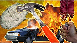 Top 10 Craziest Insurance Claims (Car And Home)