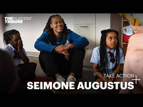 Seimone Augustus on creating equal education opportunities | Take Action