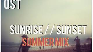 Sunrise // Sunset: French-house, Indie and Nu-Disco Mix (Classixx | Darius | Breakbot)