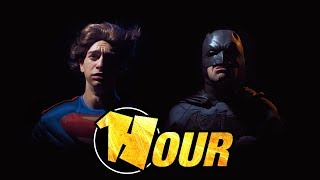 【1 Hour】 The Justice League is SAD (Batman & Superman)   Smosh Music Video