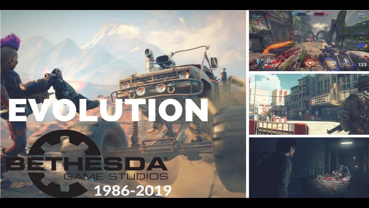 Download Bethesda Games 1986 - 2019